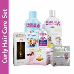 Curly Hair care set